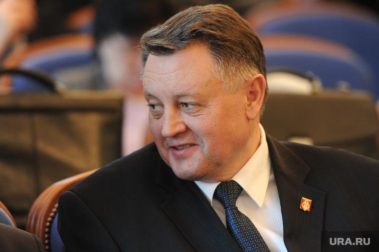 Заседание правительства. Челябинск