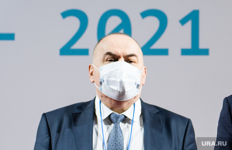 Торжественное открытие II специализированной выставки-форума «Здравоохранение Урала – 2021». Екатеринбург