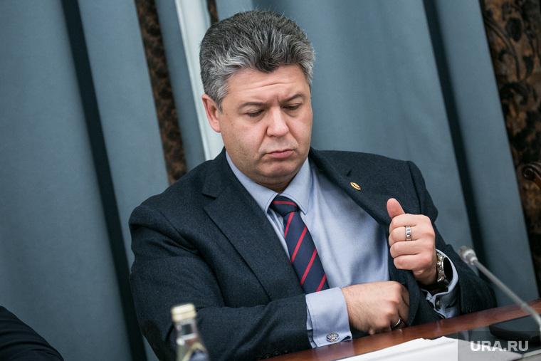 Круглый стол в Общественной палате России. Москва