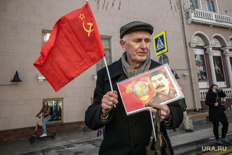 Митинг-встреча с депутатом от КПРФ Валерием Рашкиным. Москва