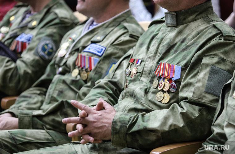 Торжество, посвященное 30-летию вывода советских войск из Афганистана. Курган