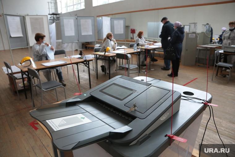 Выборы 2021 суббота 18 сентября, работа участков. Пермь