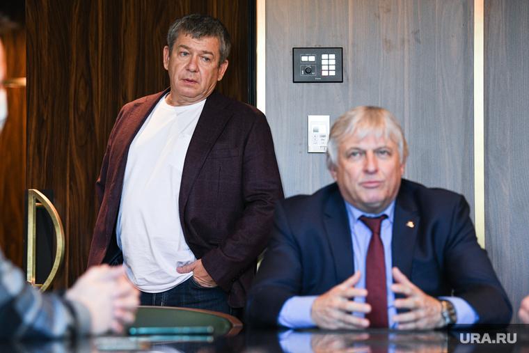 Генеральный секретарь международной федерации студенческого спорта FISU Эрик Сейнтрон. Екатеринбург