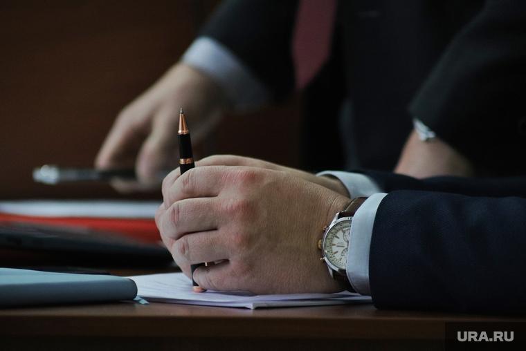 Судебное заседание по уголовному делу бывшего главы Кетовского района Носова Александра. Курган