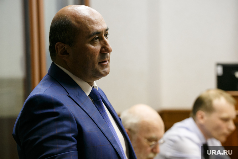 Суд по Карапетяну г. Екатеринбург