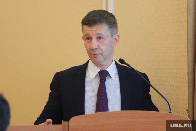 Инаугурация мэра города Ситниковой Елены. Курган