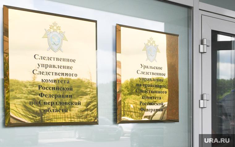 Александр Коркин после допроса в СК. Необр