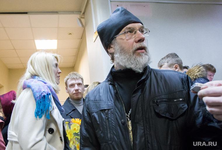 Перед судом Маленкина. Екатеринбург