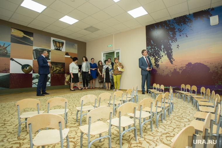 Открытие Центра развития талантов ребёнка. Сургут