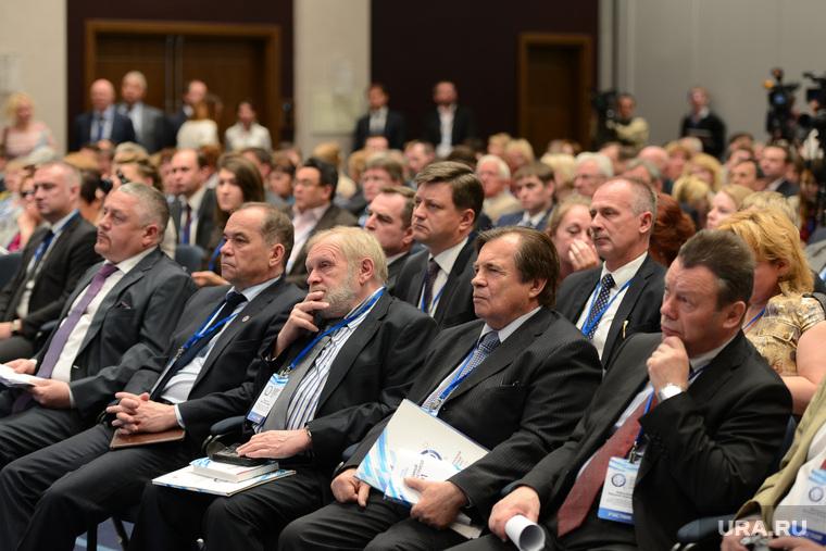 8 региональный форум-диалог Кириенко. Челябинск, делегаты