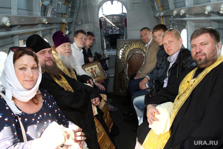 Крестный лет над Курганской областью, ильтяков александр, владыка иосиф