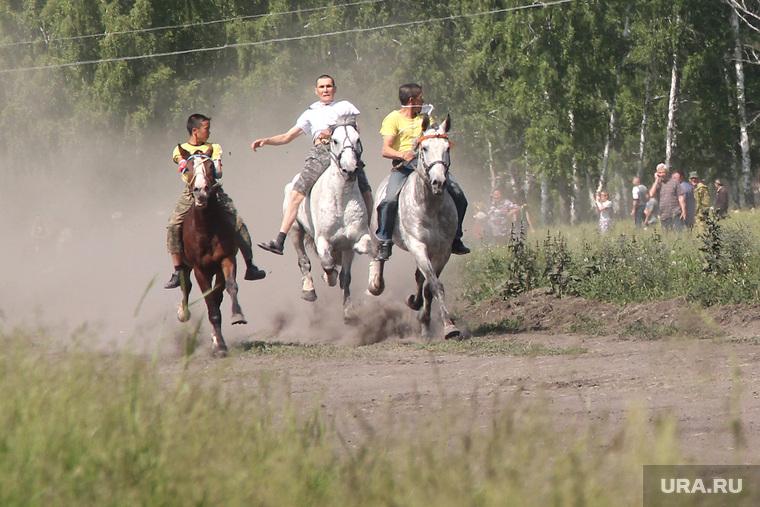 День России Курганская обл. с Альменево, лошади, скачки, наездники, день россии2015, сабантуй