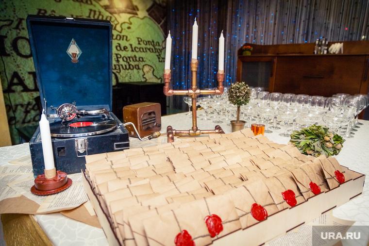 Стимпанк свадьба. Екатеринбург, свечи, свадьба, декор