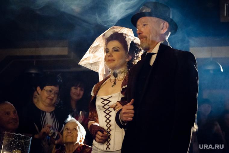 Стимпанк свадьба. Екатеринбург, свадьба, невеста, отец невесты