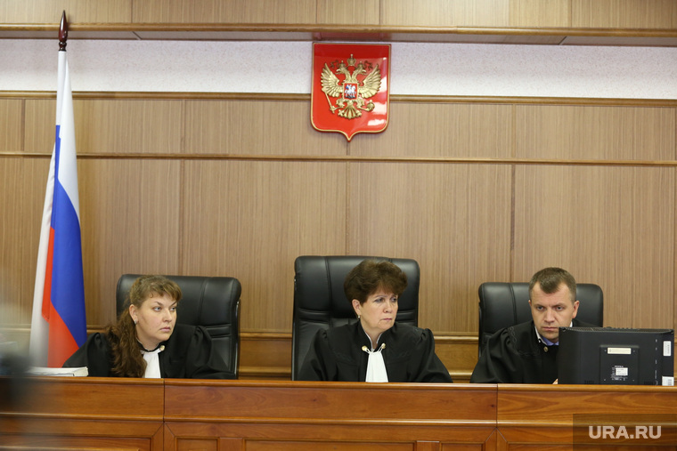 Апелляция Лошагина.  Екатеринбург