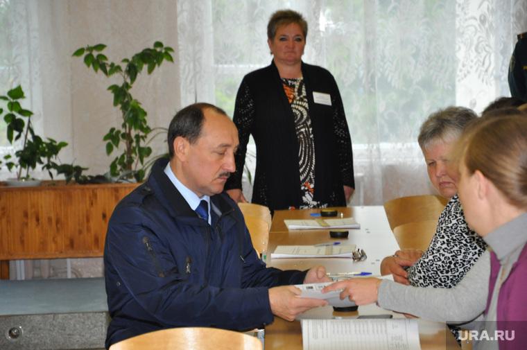 Выборы Курган. Голосование Руденко и Поршаня. 13 сентября 2015 года, поршань александр, выборы