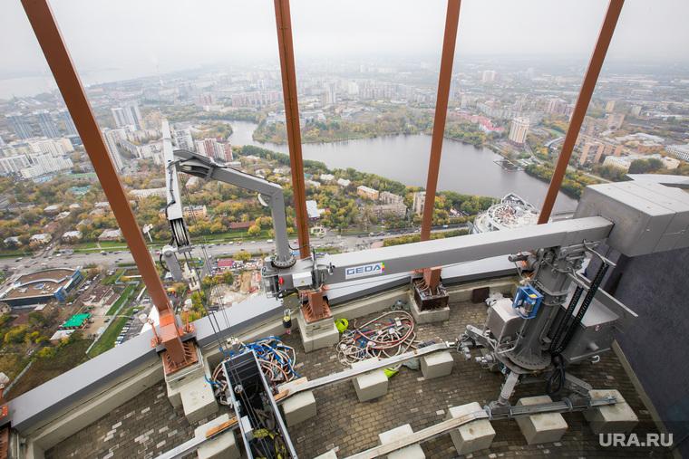 Башня «Исеть». Екатеринбург