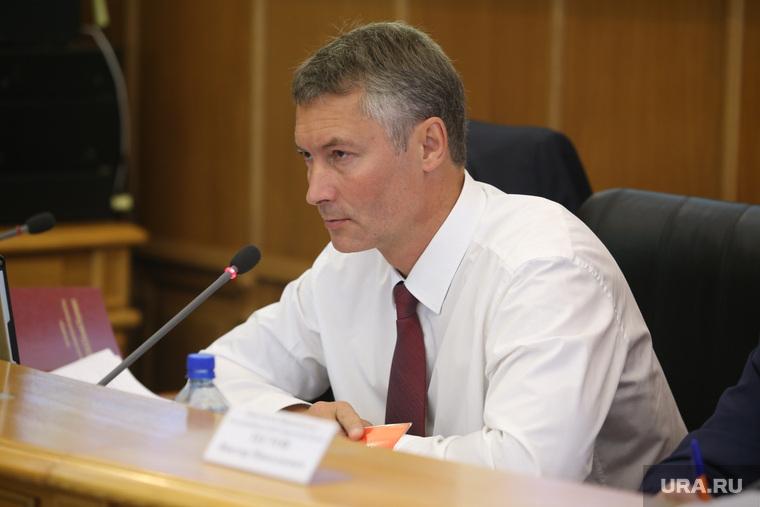 Первое заседание гордым 6го созыва. Екатеринбург