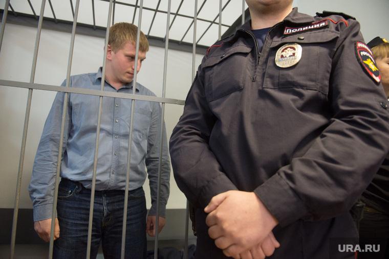 Суд над полицейскими ОВД Заречный