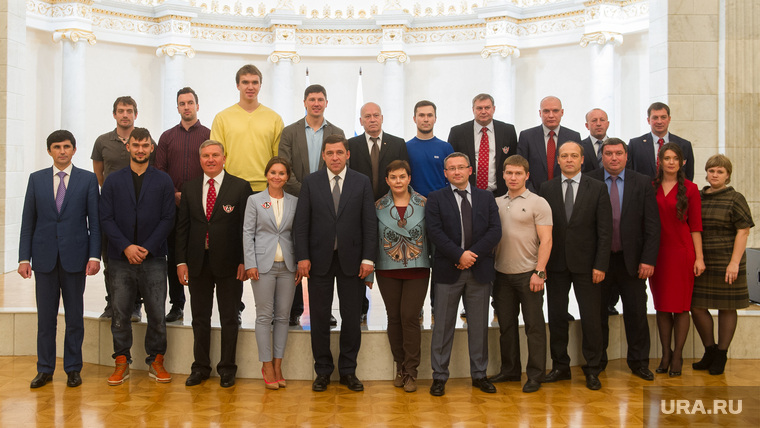 Подписание соглашений по развитию хоккея и поддержке ХК