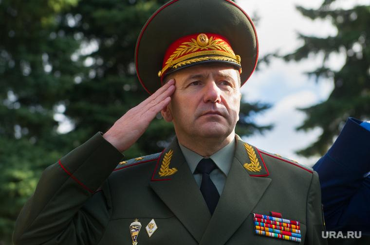 генерал булыга цво фото воспитывался школе-интернате вместе