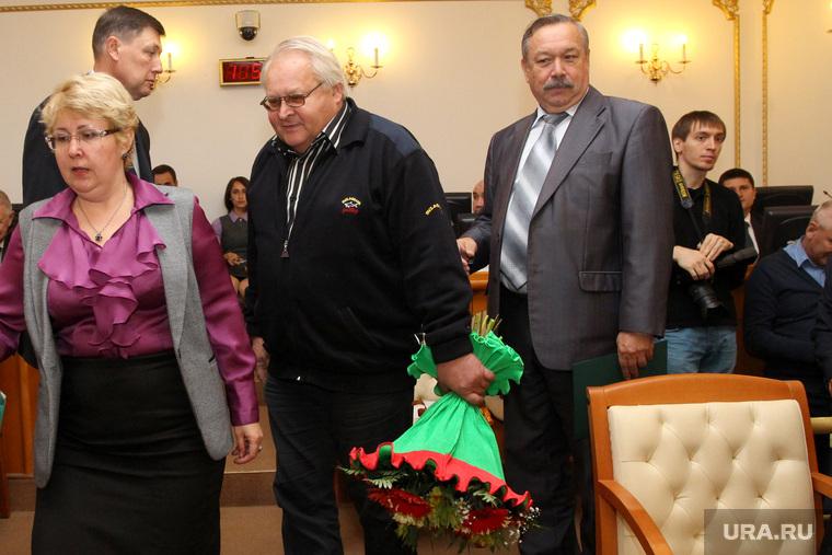 20 лет избирательной комиссии Курганской обл  Курган, якушев александр, яхонтов валерий
