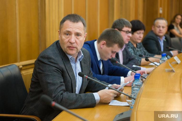 Бриффинг и несостоявшаяся комиссия в гордуме. Екатеринбург