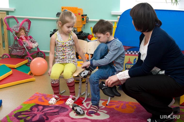 Открытие детского сада  Курган, детский сад, дошколята, воспитатель, игра