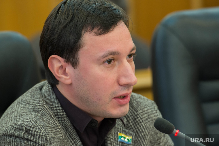 Заседание Городской думы Екатеринбург, боровик евгений