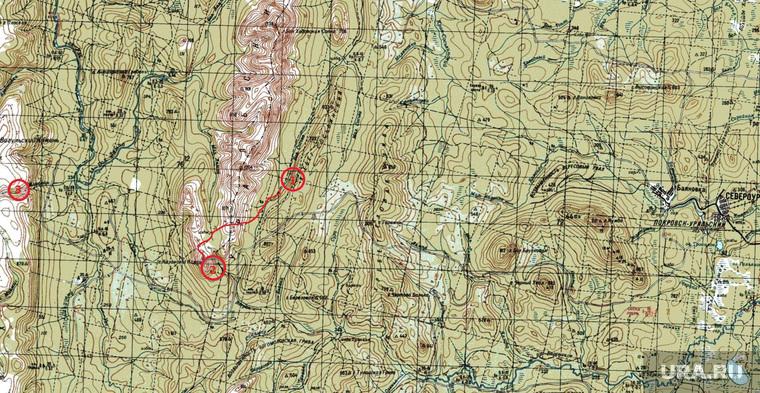 Главный уральский хребет база Звезда Казанский камень
