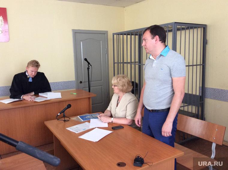 Суд над Никаноровым