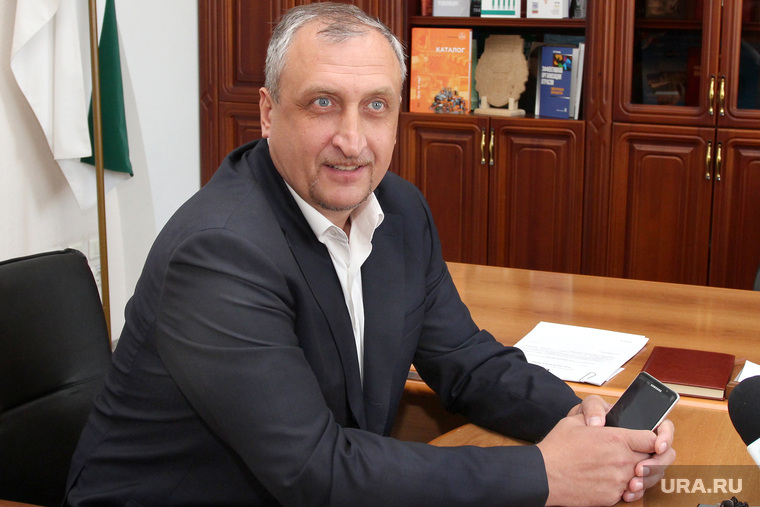 Брифинг Константинов КоваленкоКурган, константинов александр