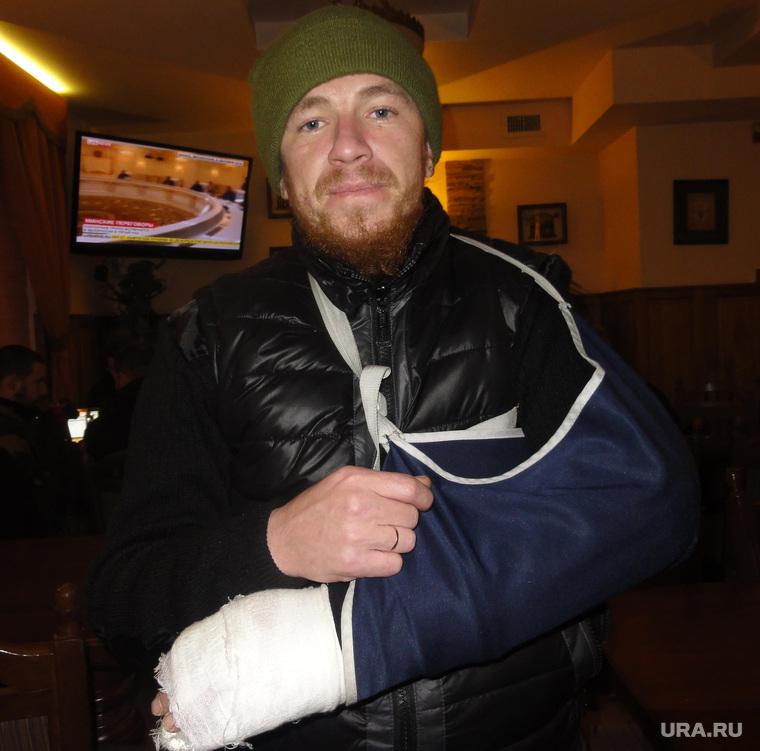 Моторола раненый