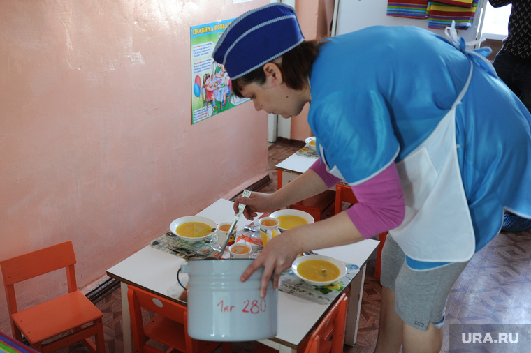 Поселок Роза. Челябинск., детский сад 12