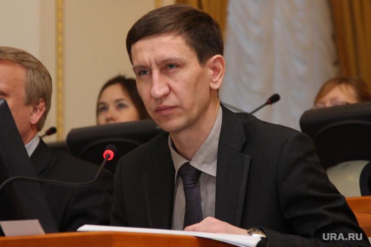 Заседание правительства областиКурган, горбачев сергей