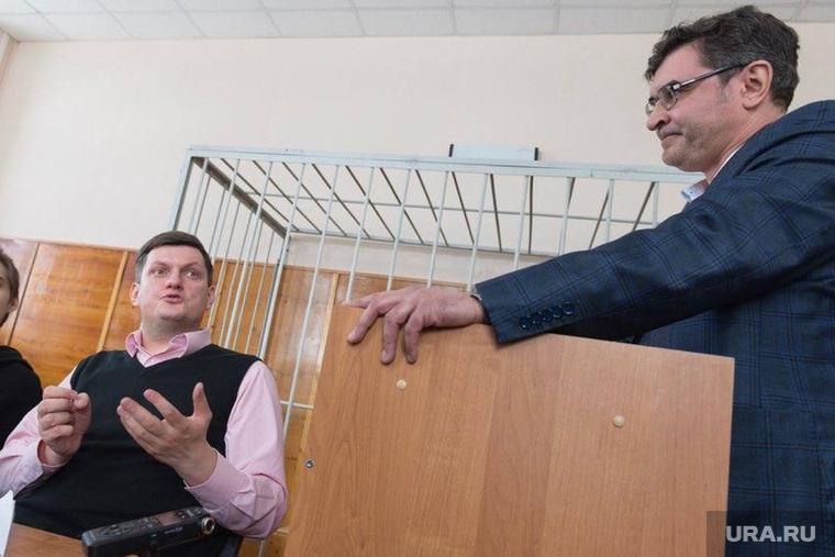 Ройзман выступает в суде в защиту блогера Сокооловского, бушмаков алексей, томилов антон