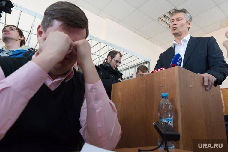 Ройзман выступает в суде в защиту блогера Сокооловского, ройзман евгений, бушмаков алексей