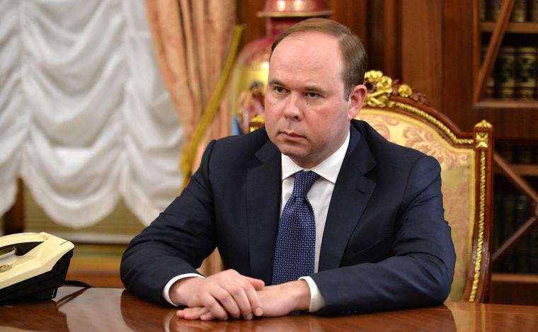 Назван глава штаба Путина на президентских выборах