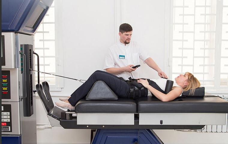 Лечение позвоночника на аппарате drx в челябинске
