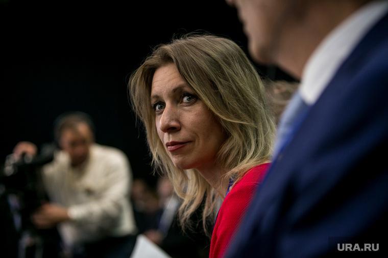 Мария Захарова в полной мере продемонстрировала, как Россия сегодня отнеслась к «Ялтинскому» форуму