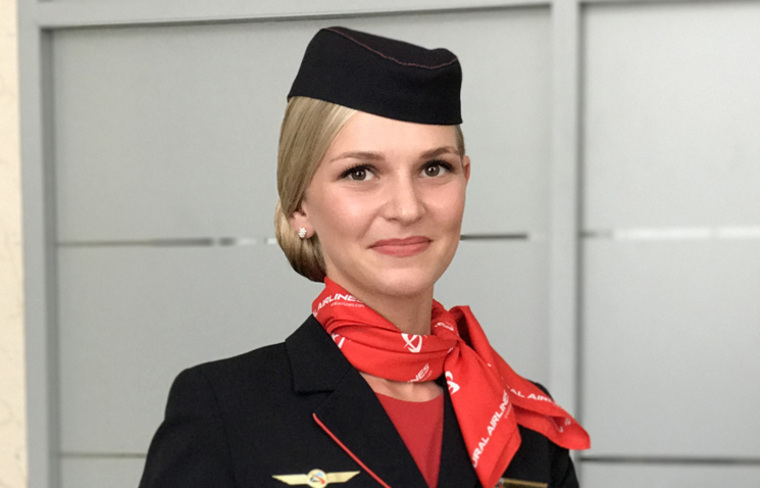 Стюардессы уральских авиалиний екатеринбург фото