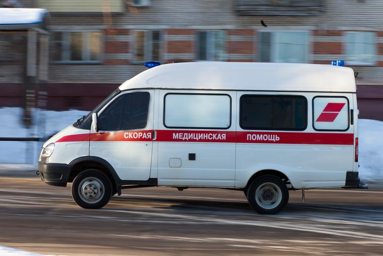 В Иркутской области перевернулся пассажирский автобус. Есть пострадавшие