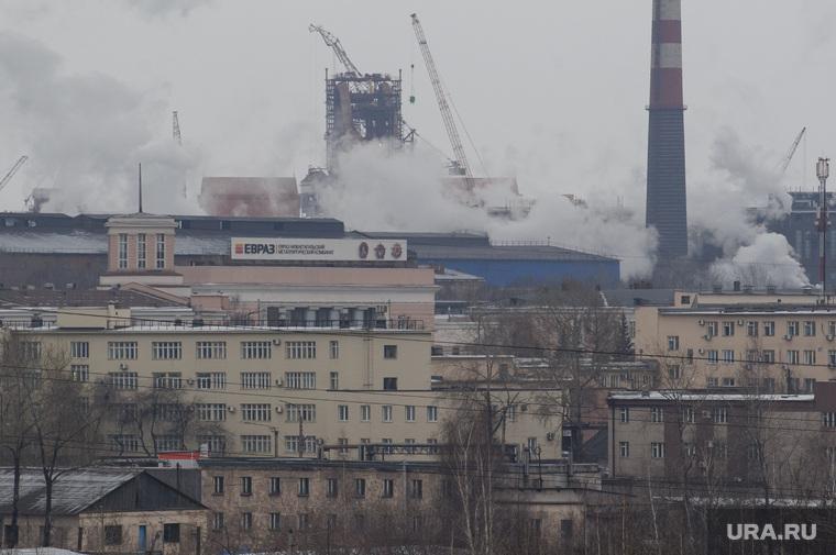 Цех проката широкой балки Нижнетагильского металлургического комбината. Нижний Тагил, нтмк, завод, евраз, нижнетагильский металлургический комбинат