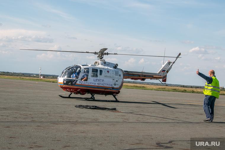Курганские авиаторы судятся за возможность спасать людей круглосуточно
