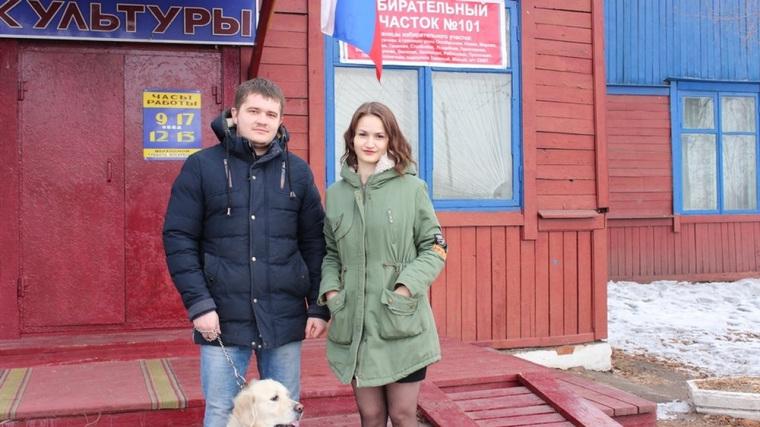 Переселенцы с Украины впервые проголосовали на президентских выборах