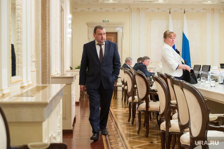 Встреча губернатора с победителями выборов в гордуму Режа. Екатеринбург, рыжков александр