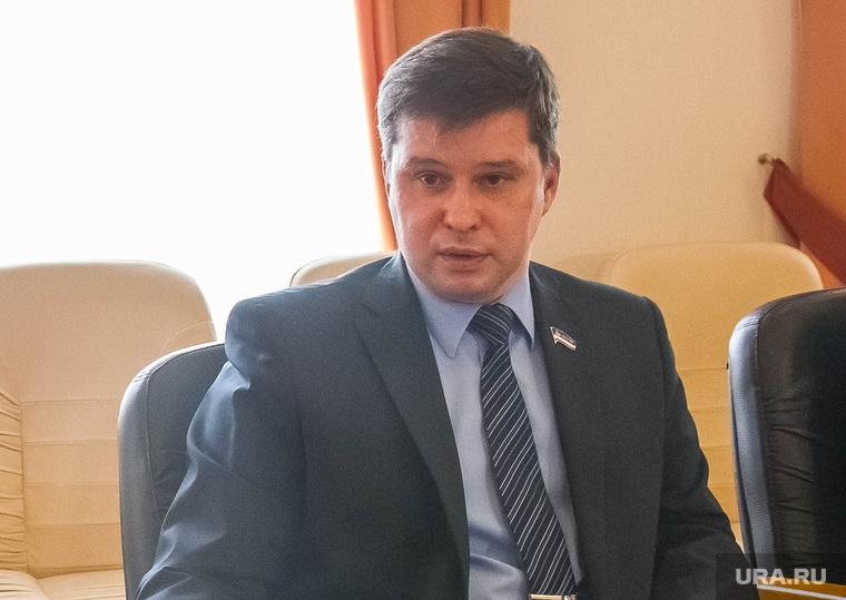 Депутаты Гордумы Безбородов и Абукин. Тюмень
