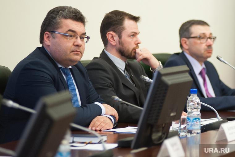 Заседание Совета по информационной политике при полномочном представителе президента Российской Федерации в Уральском федеральном округе. Екатеринбург