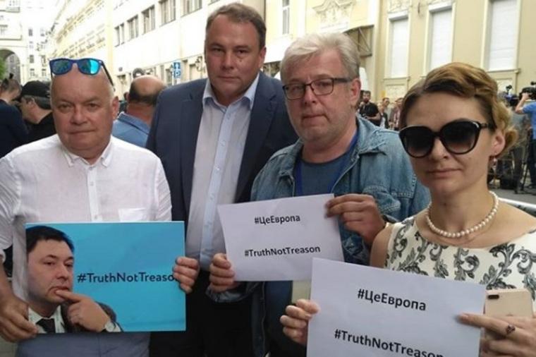 Симоньян прокомментировала обвинения вадрес Вышинского вгосударстве Украина