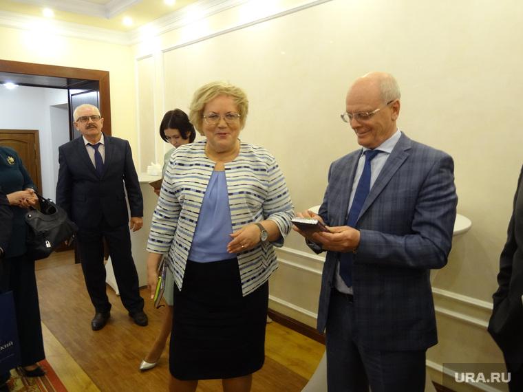 Совещание в управлении Генпрокуратуры в УрФО с Москальковой по невыплате заработной платы, мерзлякова татьяна